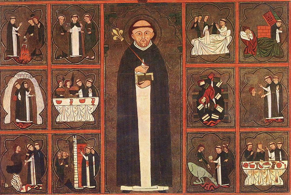 life of st dominic de guzman summary